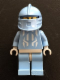 Minifig No: cas265  Name: Knights Kingdom II - Jayko without Armor, Printed Torso