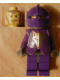 Minifig No: cas269  Name: Knights Kingdom II - Danju with Gold Pattern Armor, Dark Bluish Gray Hips and Helmet