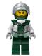 Minifig No: cas290  Name: Knights Kingdom II - Sir Kentis