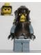 Minifig No: cas300  Name: Knights Kingdom II - Rogue Knight 1 (Sand Blue)