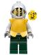 Minifig No: cas314  Name: Knights Kingdom II - Hero Knight 1 (8813)