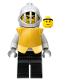 Minifig No: cas315  Name: Knights Kingdom II - Hero Knight 2