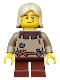 Minifig No: cas411  Name: Fantasy Era - Peasant Child