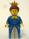 Minifig No: cas416  Name: Fantasy Era - Crown Queen