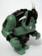 Minifig No: cas424  Name: Big Figure - Fantasy Era - Troll, Sand Green with Black Armor