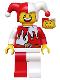 Minifig No: cas437  Name: Kingdoms - Jester