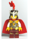 Minifig No: cas441  Name: Kingdoms - Lion King
