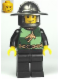 Minifig No: cas465  Name: Kingdoms - Dragon Knight Quarters, Helmet with Broad Brim, Vertical Cheek Lines