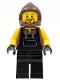 Minifig No: cas467  Name: Kingdoms - Blacksmith with Brown Beard