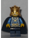 Minifig No: cas527  Name: Castle - Lion King