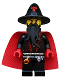 Minifig No: cas534  Name: Castle - Dragon Wizard