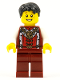 Minifig No: cas545  Name: Aladdin - Non-Disney (45023)