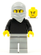 Minifig No: cas547  Name: Ninja - Male (45023)