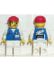 Minifig No: cc4061  Name: Assistant Female