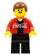 Minifig No: cc4443  Name: Soccer Player Coca-Cola Defender 1