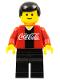 Minifig No: cc4447  Name: Soccer Player Coca-Cola Striker 2