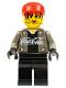 Minifig No: cc4453  Name: Soccer Player Coca-Cola Goalie