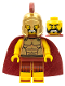 Minifig No: col018  Name: Spartan Warrior - Minifig only Entry
