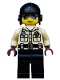 Minifig No: col022  Name: Traffic Cop - Minifig only Entry