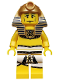Minifig No: col032  Name: Pharaoh - Minifig only Entry
