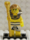 Minifig No: col032b  Name: Pharaoh with all Accessories and Stand
