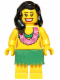 Minifig No: col033  Name: Hula Dancer - Minifig only Entry