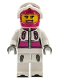 Minifig No: col039  Name: Snowboarder - Minifig only Entry