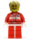 Minifig No: col040  Name: Race Car Driver - Minifigure only Entry