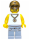 Minifig No: col041  Name: Rapper - Minifig only Entry