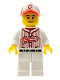 Minifig No: col047  Name: Baseball Player - Minifig only Entry