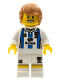 Minifig No: col059  Name: Soccer Player - Minifig only Entry