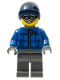 Minifig No: col080  Name: Snowboarder Guy - Minifig only Entry