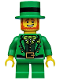 Minifig No: col089  Name: Leprechaun - Minifig only Entry