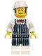 Minifig No: col094  Name: Butcher - Minifig only Entry