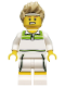Minifig No: col105  Name: Tennis Ace - Minifig only Entry