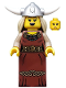 Minifig No: col109  Name: Viking Woman - Minifig only Entry