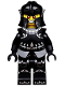 Minifig No: col110  Name: Evil Knight - Minifig only Entry
