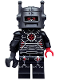 Minifig No: col113  Name: Evil Robot - Minifig only Entry