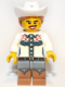 Minifig No: col116  Name: Cowgirl - Minifigure only Entry