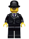Minifig No: col120  Name: Businessman - Minifigure only Entry