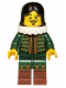 Minifig No: col126  Name: Thespian / Actor - Minifig only Entry