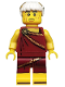 Minifig No: col133  Name: Roman Emperor - Minifigure only Entry