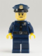 Minifig No: col134  Name: Policeman - Minifig only Entry