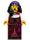 Minifig No: col137  Name: Fortune Teller - Minifig only Entry