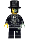 Minifig No: col142  Name: Mr. Good and Evil - Minifigure only Entry