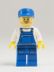 Minifig No: col144  Name: Plumber - Minifigure only Entry