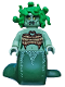 Minifig No: col146  Name: Medusa - Minifigure only Entry