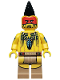 Minifig No: col149  Name: Tomahawk Warrior - Minifigure only Entry