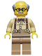Minifig No: col152  Name: Grandpa - Minifigure only Entry