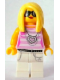 Minifig No: col158  Name: Trendsetter - Minifigure only Entry